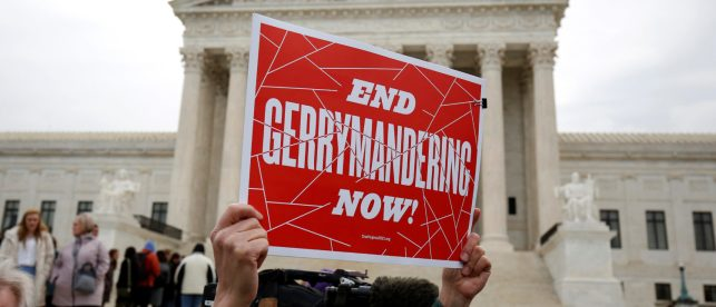 A Partisan Gerrymandering Challenge Is Poised To Return To The Supreme Court