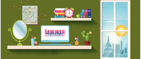 Morning Mirror: This Journo Doesn't Want You To Hire Her Just Because She Has Ovaries