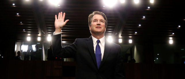 OPINION: It's Time To Admit That Judge Kavanaugh Is A Qualified Candidate