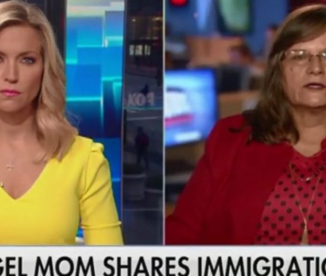 A Mother Whose Son Was Shot By An Illegal Immigrant In 2002 Said The Migrant Caravan Headed For The Southern Border Doesnt Respect The United States And