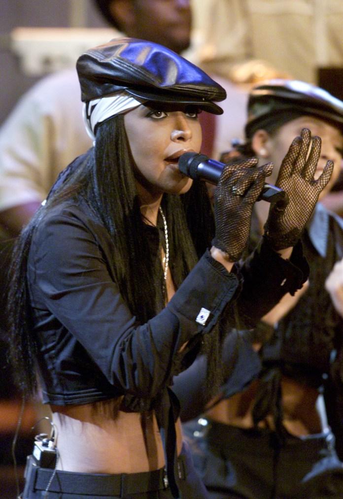 The Tonight Show with Jay Leno - Aaliyah