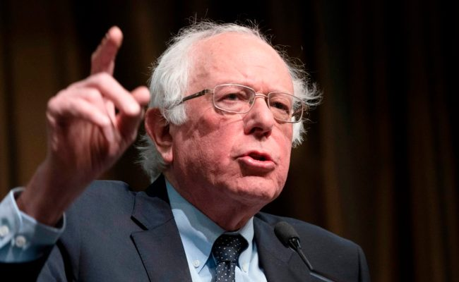 Sanders Releases 10 Years Of Tax Returns Confirming His