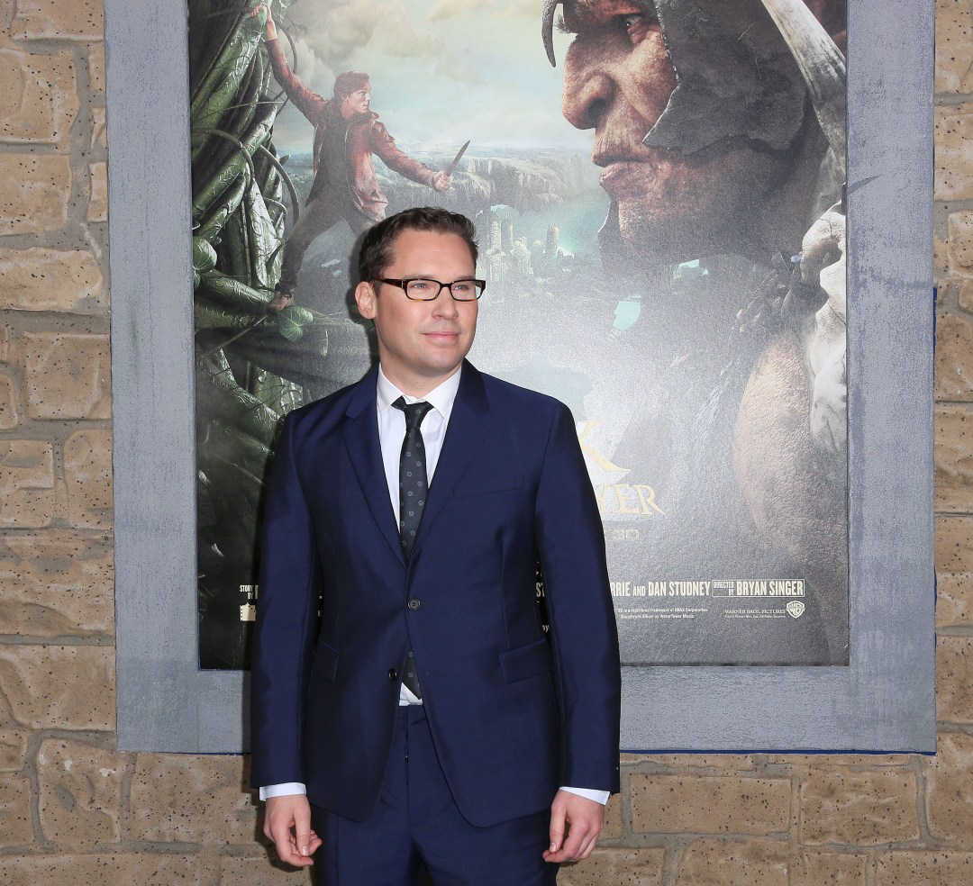 """Director Bryan Singer attends the Premiere Of New Line Cinema's """"Jack The Giant Slayer"""" at the TCL Chinese Theatre on February 26, 2013 in Hollywood, California. (Photo by Frederick M. Brown/Getty Images)"""