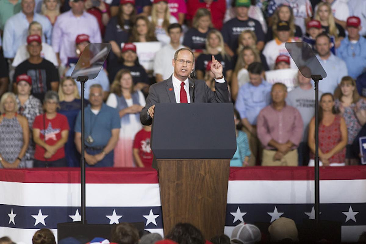 Republicans Dan Bishop Greg Murphy Win North Carolina