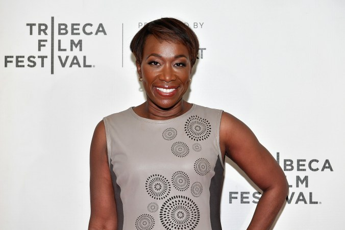 Joy Reid was allegedly pressured into dropping a story about rape allegations by NBC News. (Dia Dipasupil/Getty Images for Tribeca Film Festival)