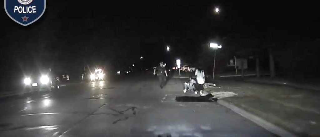 Watch As Officer Is Attacked, Strangled During Traffic Stop
