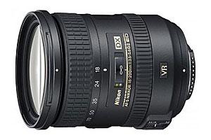Nikon AF-S DX NIKKOR 18-200mm F3.5-5.6G ED VR II 鏡頭規格,價錢及介紹文 - DCFever.com