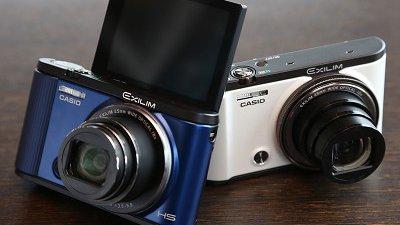 Casio EXILIM EX-ZR3500 相機規格,價錢及介紹文 - DCFever.com