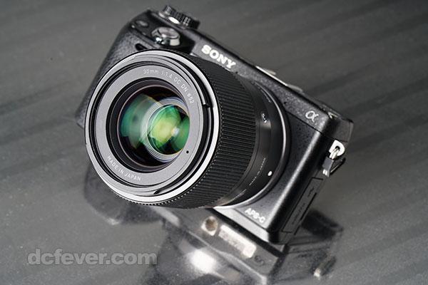 編輯 熾:「全開已經超 sharp!不過都有少少缺點…」- Sigma 30mm F1.4 DC DN   C 測試 - DCFever.com