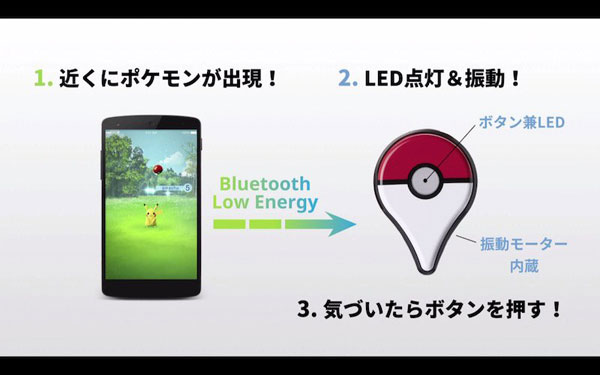 精靈捕獲神器:Pokémon GO Plus 手帶熱炒! - DCFever.com