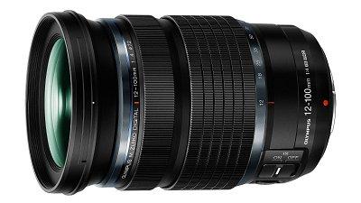 Olympus M.Zuiko Digital ED 12-100mm F4.0 IS PRO 鏡頭規格,價錢及介紹文 - DCFever.com