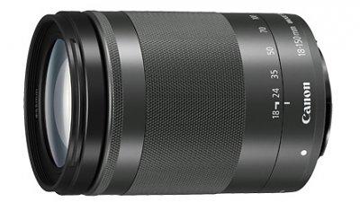 Canon EF-M 18-150mm f/3.5-6.3 IS STM 鏡頭規格,價錢及介紹文 - DCFever.com