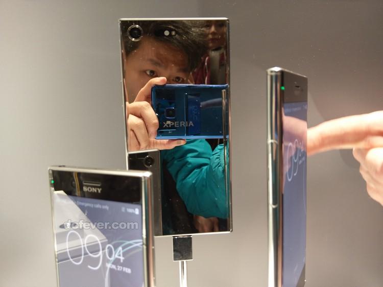 Sony Xperia XZ Premium 定價平到笑!6 月初有售 - DCFever.com