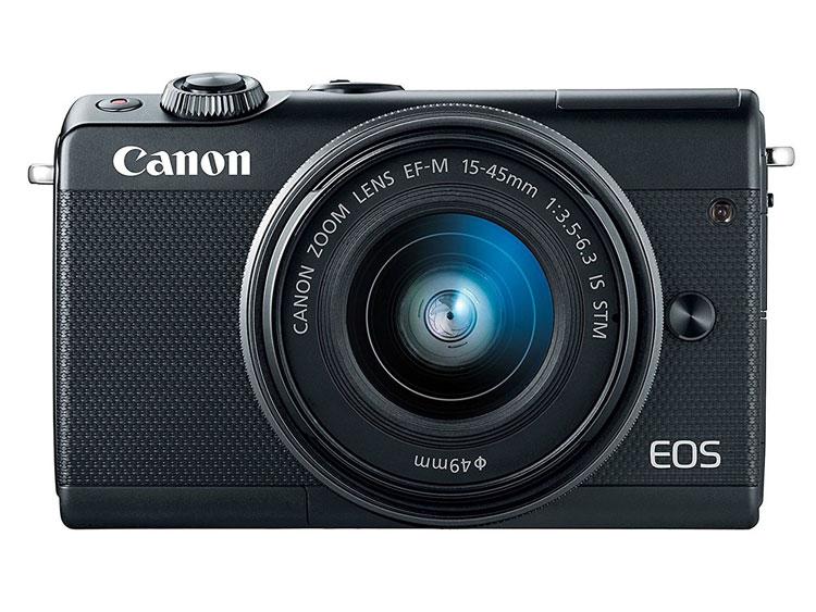 Canon 最輕巧無反:EOS M100 出場 - DCFever.com