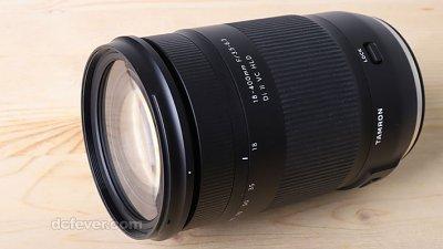 Tamron 18-400mm F3.5-6.3 Di II VC HLD [B028] 鏡頭規格,價錢及介紹文 - DCFever.com