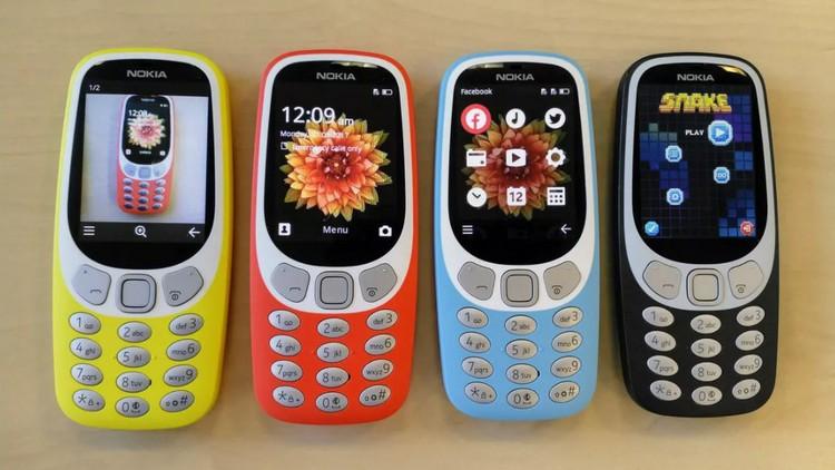 復刻 Nokia 3310 將有 3G 版!估計 11 月推出 - DCFever.com