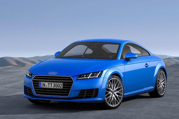 Audi TT Coupe quattro 香港規格,價錢及介紹文 - DCFever.com