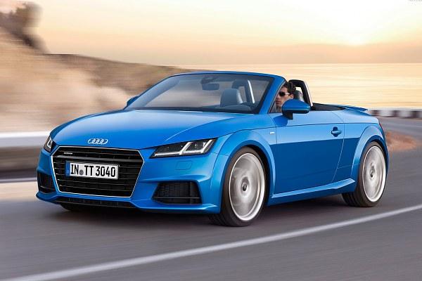 Audi TT Roadster quattro 香港規格,價錢及介紹文 - DCFever.com