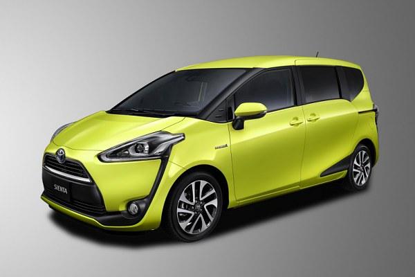 Toyota Sienta Hybrid 香港規格,價錢及介紹文 - DCFever.com