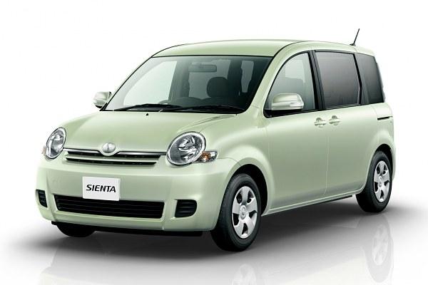 Toyota Sienta 香港規格,價錢及介紹文 - DCFever.com