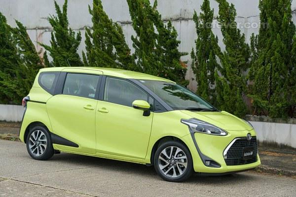 Toyota Sienta 2018 香港規格,價錢及介紹文 - DCFever.com