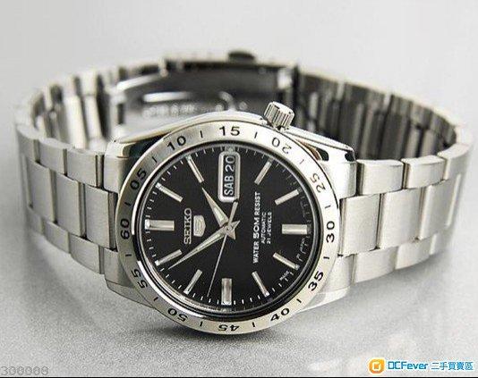 出售 精工 SEIKO SNKE01K1 機械銀鋼水晶面手錶 - DCFever.com
