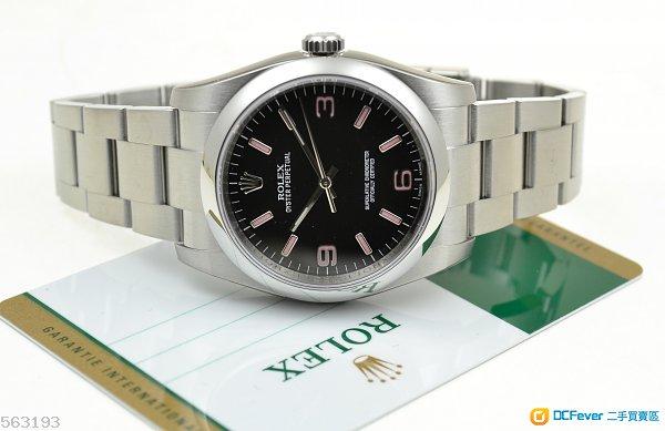 出售 全新Rolex 369粉紅字116000 - DCFever.com