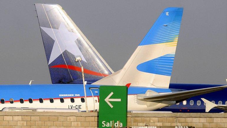 Resultado de imagen para aerolineas argentinas lan