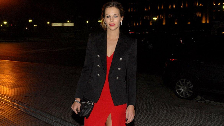 La modelo Yanina Screpante