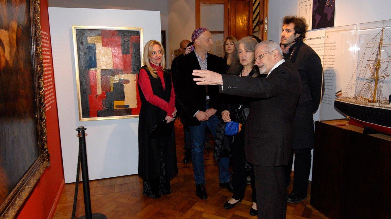 La premiación se llevó a cabo en uno de los salones ubicados dentro del Templo Libertad (Libertad 769), donde oficia el rabino Sergio Bergman