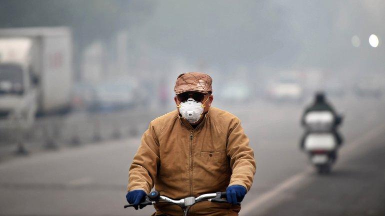 La contaminación es el costo que está pagando China por su rápido desarrollo industrial