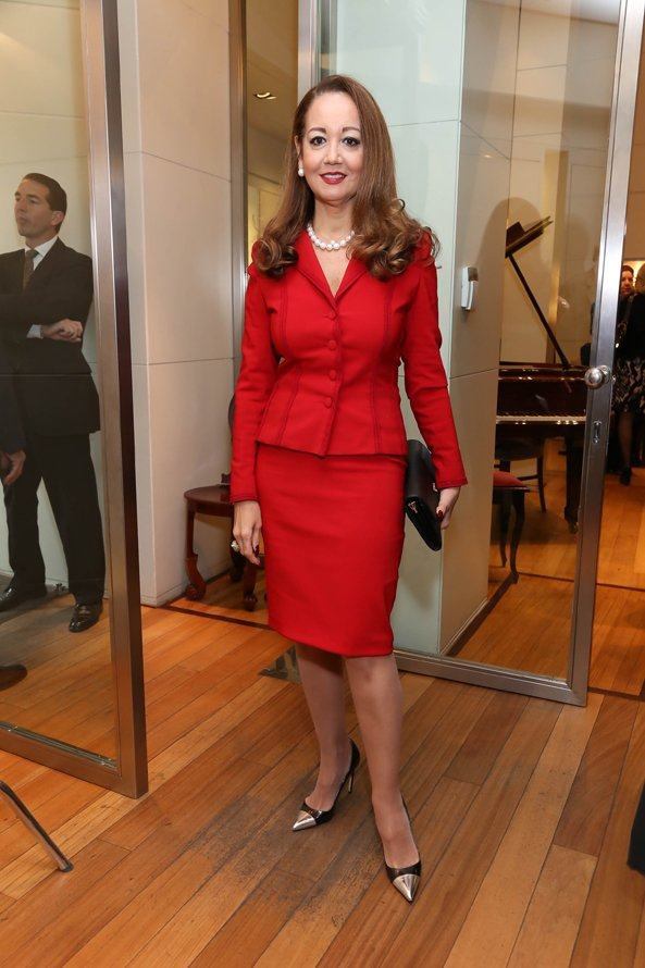 Mónica Parisier, presidente de Make-a-Wish Argentina