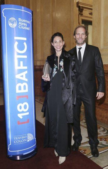 María Cher y Gabriel Brenner