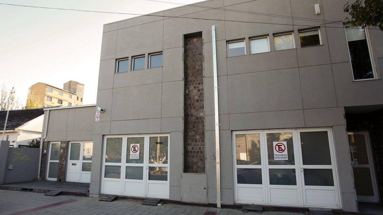 Fachadas de las oficinas del contador de Austral Construcciones, César Andrés