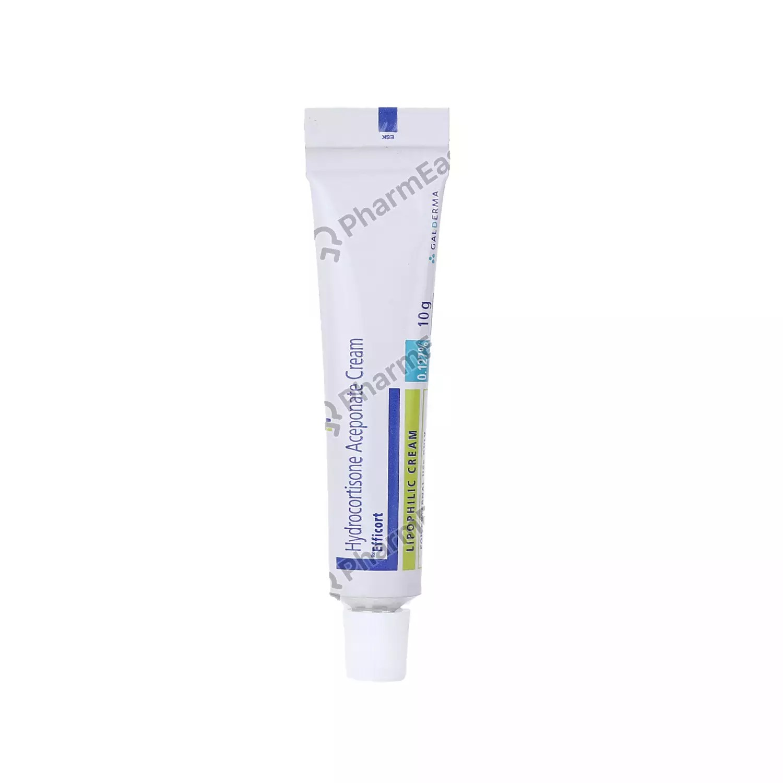 Buy Efficort 0.127% Cream 10gm Online at Flat 18% OFF ...