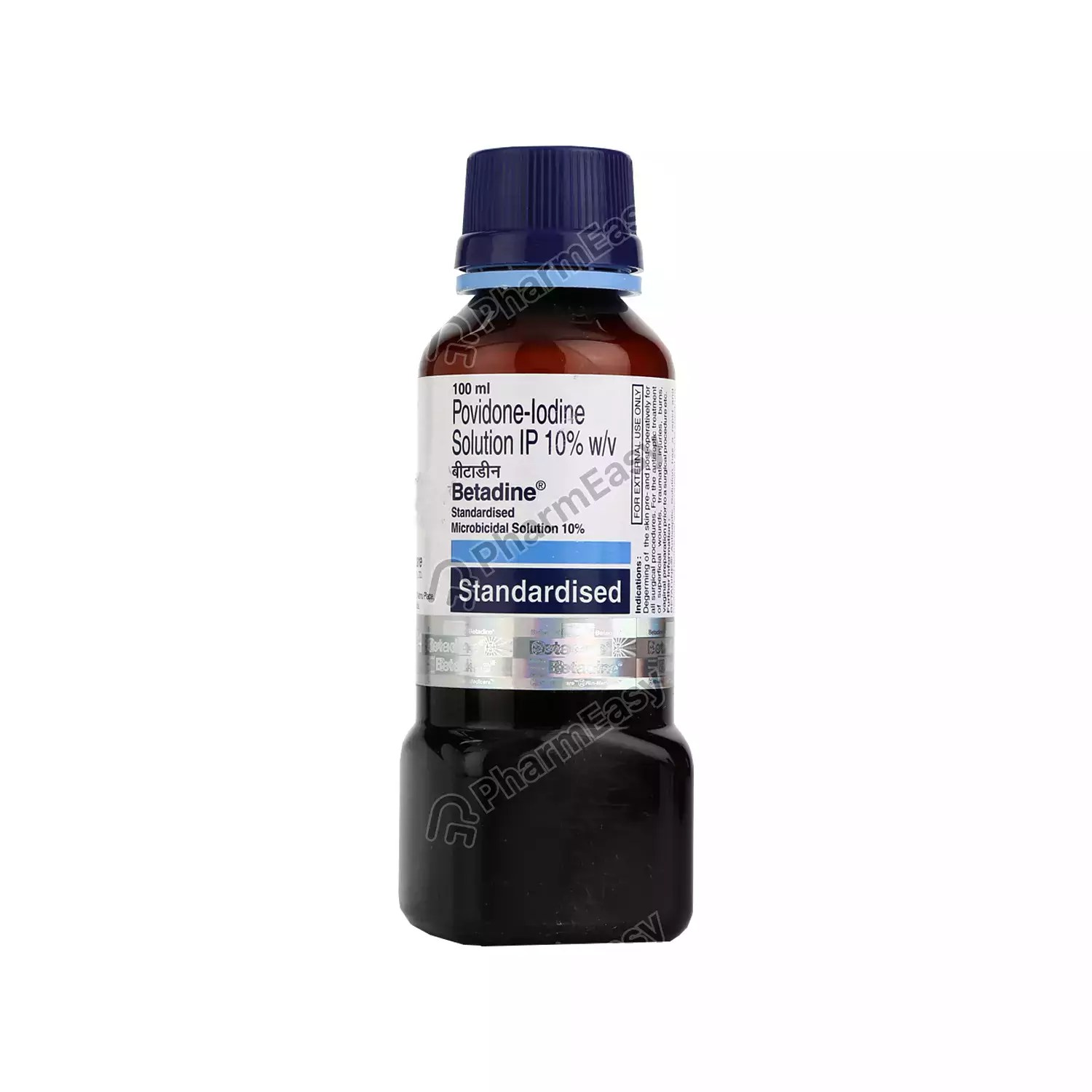Buy Betadine 10% Solution 100ml Online at Flat 18% OFF ...
