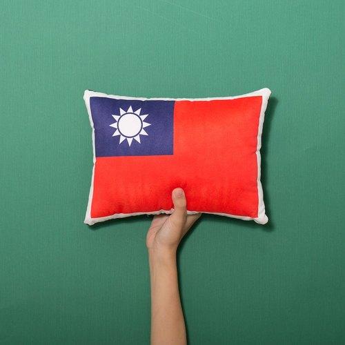 FunPrint [客製] 世界各國國旗抱枕 - Pillowhug 制服抱抱/ FunPrint 抱枕 | Pinkoi