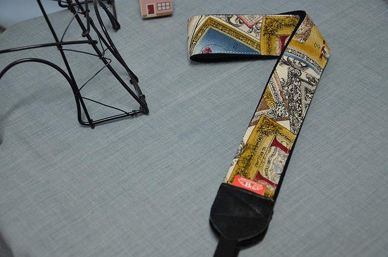 紀念 減壓背帶 相機背帶 烏克麗麗 Camera Strap - 設計師 布布維盈 | Pinkoi