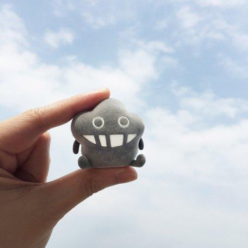 Dustykid 4cm Figure 公仔 - 設計師 Dustykid 塵封小店 | Pinkoi