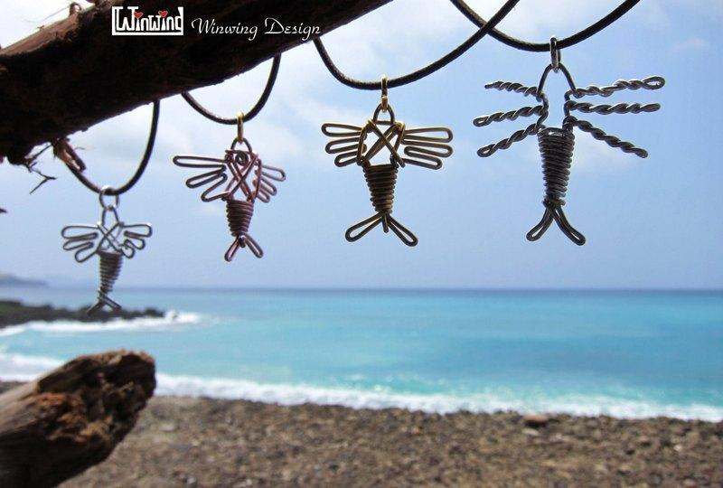 黑潮文化-鋁型。旅行轉翅飛魚 - 設計師 Winwing / 翼想天開創意設計工坊   Pinkoi