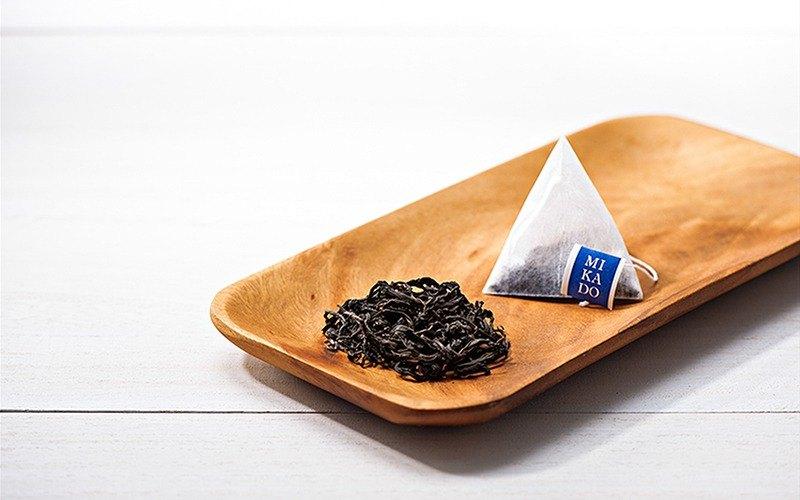 MIKADO 立體茶包分享版 - 臺茶十八號紅玉紅茶 - 設計師 Mikado Pheasant | Pinkoi