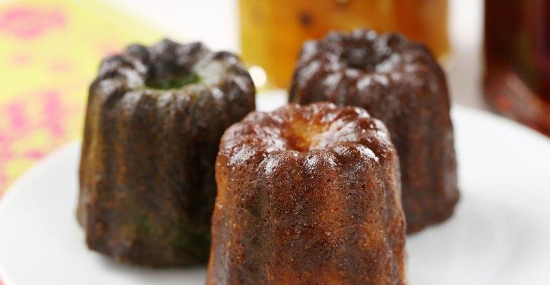 天使之鈴~可麗露/知心巧克(6入) - 設計館 蜜多甜 Honey Bakery - 蛋糕.甜點   Pinkoi