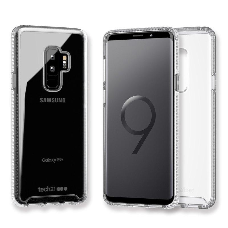 Tech21 英國抗衝擊 Pure Clear Samsung S9+ 防撞硬式清透保護殼 (5055517390859) - 設計館 tech21 - 手機殼,手機套 | Pinkoi