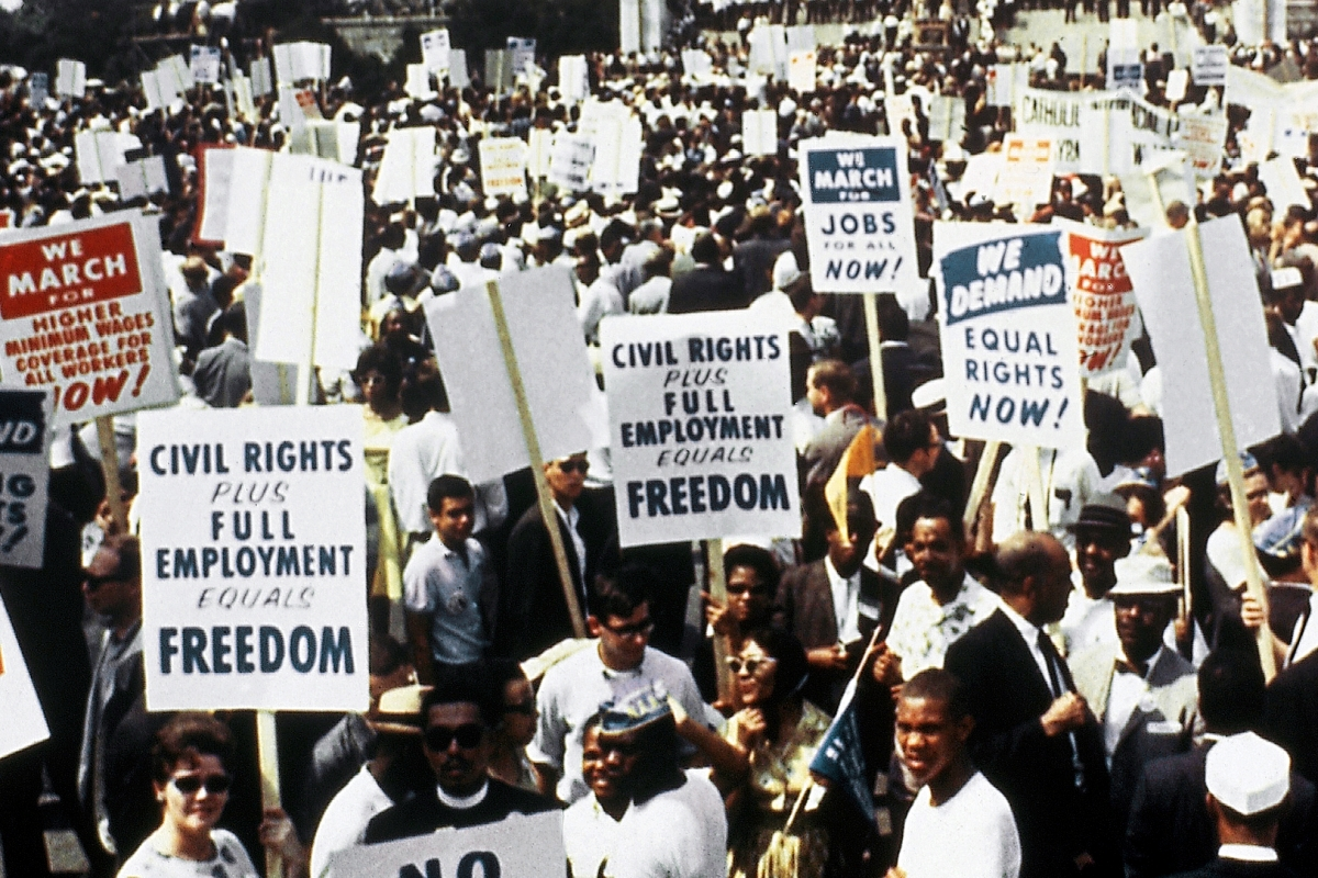 The Incredible Lost History Of How Civil Rights Plus Full