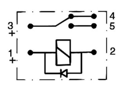 4 Pin Micro Relay 5 Pin Automotive Relay Wiring Diagram
