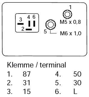 MONARK Glühzeit-Relais Steuergerät für RENAULT& ALFA