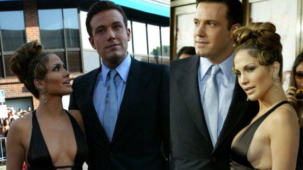 Jennifer Lopez y Ben Affleck estuvieron en pareja hace más de diez años