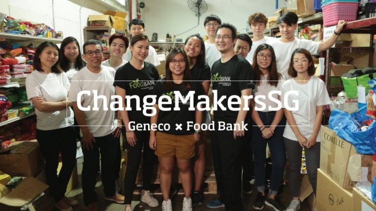 Geneco x Food Bank