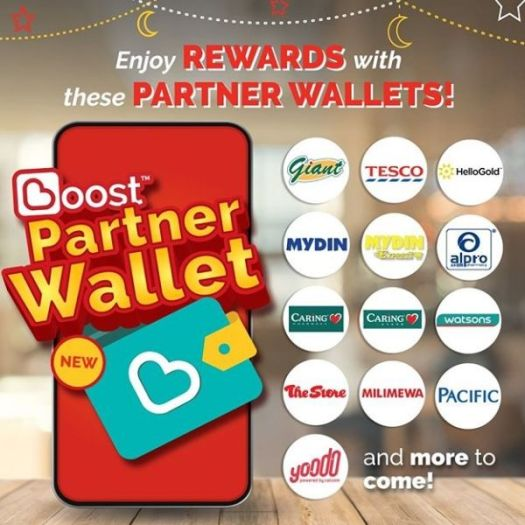 Earn Cashback By Paying With This M'sian E-Wallet 2