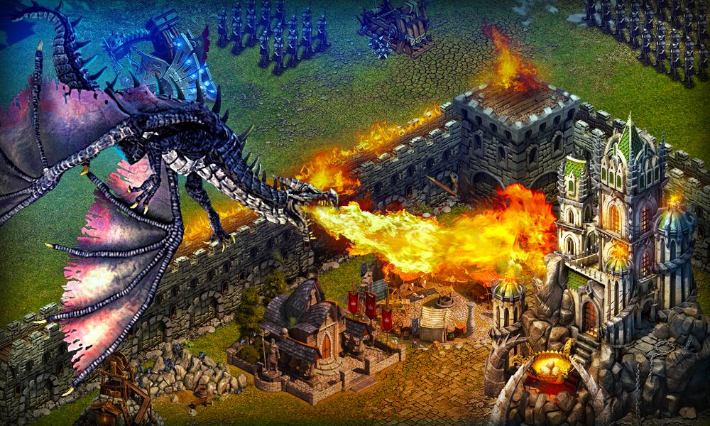 Stormfall: Age Of War   Plarium games list   company.plarium.com